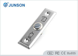 چین Two Holes Emergency Exit Push Button Keyless For Access Control تامین کننده