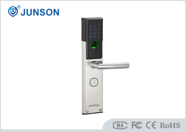 Home security Fingerprint Door Locks Fingerprint Gate Lock With Keypad