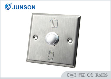 Door Access Exit Push Button / Emergency Door Release Button Dc 12v